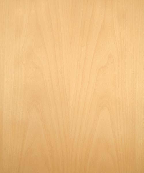 Beech Veneer Real Wood 10mil Paper Back Cherokee Wood
