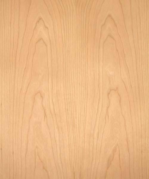 Cherry veneer real wood mil paper back
