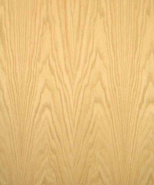 Red oak veneer real wood mil paper back cherokee
